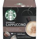 Nestle STARBUCKS NDG WHITE CAPPUCCINO - Capsula Cafe