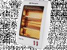 Orbegozo BP5000 - Estufa Electrica 2r Cuarzo 800w