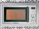 Orbegozo MIG 2325 EN INOX - Horno Microondas Integrable 23 Litros Con Grill Inox