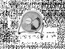 Orbegozo PW 1019 - Ventilador Sobremesa