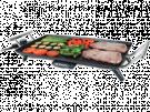 Orbegozo TBC 3500 - Plancha De Asado 2500w Ceramico