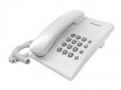 Panasonic KX-TS500EXW - Telefono Sobremesa