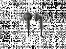 Panasonic RP-HV094E-K - Auriculares De Boton