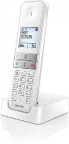 Philips D4701W/34 - Telefono Sobremesa Blanco