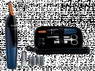 Philips NT5180/15 - Cortapelos Nariz/orejas Funciona A Pilas