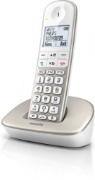 Philips XL4901S/23 - Telefono Sobremesa Silver