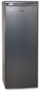 Rommer CV45 PC INOX - Congelador Vertical Rommer Cv45 PC Alto 143 Cm. 163 Litros Inox