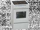 Rommer CVH-51 ELEC VITRO - Cocina Con Vitroceramica 3 Zonas Coccion Blanca