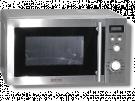 Rommer M-823 S - Horno Microondas Sin Grill 20 Litros Inox