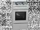 Rommer VCH-450 NAT - Cocina De Gas 4 Zonas Coccion Blanca