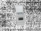Rommer VCH-460 BUT - Cocina De Gas 4 Zonas Coccion Blanca