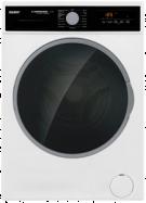 Sauber LS2096 - Lavadora Secadora 9/6 Kg 1400 Rpm A Blanco