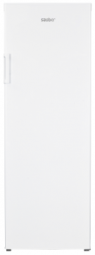 Sauber SERIE 3-170C - Congelador Vertical F Alto 170 Cm 242 Litros Blanco