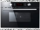 Sauber SHCMW45B - Horno Combo Con Microondas Negro