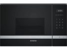 Siemens BE525LMS0 - Horno Microondas Integrable 20 Litros Con Grill Cristal