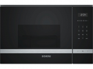 Siemens BE555LMS0 - Horno Microondas Integrable 25 Litros Con Grill Inox