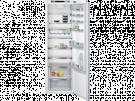 Siemens KI81RAF30 - Frigorifico Una Puerta Integrable A++ Alto 175 Cm Ancho 55 Cm
