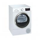 Siemens WT47URH1ES - Secadora De Condensacion 8 Kg A+++ Blanco