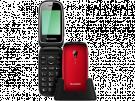 """Sunstech CELT17RD - Telefono Movil 2,4"""""""