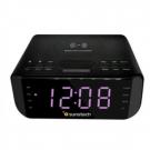 Sunstech FRD50BTWCBK - Radio Reloj