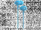 Sunstech POPSBL - Auriculares De Boton Azul