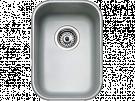 Teka BE - 28.40 - Fregadero De Cocina Acero 43 Cm 1 Cubeta 0 Escurridor Bajo Encimera