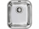 Teka BE - 34.40 PLUS - Fregadero De Cocina Acero 43 Cm 1 Cubeta 0 Escurridor Bajo Encimera