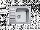 Teka CLASSIC 1C REV - Fregadero De Cocina Acero 50 Cm 1 Cubeta 1 Escurridor