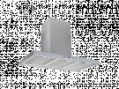Teka DSH 985 INOX - Campana Chimenea Ancho 90 Cm Inox