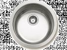 Teka ERC - Fregadero De Cocina Acero 45 Cm 1 Cubeta 0 Escurridor