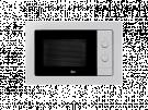 Teka MB 620 BI BLANCO - Horno Microondas Integrable 20 Litros Sin Grill Blanco