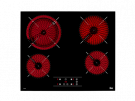 Teka TT 6420 - Vitroceramica Independiente 4 Zonas Coccion Ancho 60 Cm