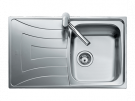 Teka UNIVERSO MAX 79 1C 1E SF DCHA - Fregadero De Cocina Acero 50 Cm 1 Cubeta 0 Escurridor