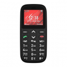 "Telefunken S410 BLACK - Telefono Movil 1,77"""