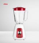 Ufesa BS4717 RUBY RED - Batidora De Vaso 500 W Cristal