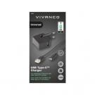 Vivanco 38668 - Cargador Vivanco 38668 Usb