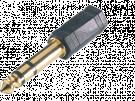 Vivanco 46063 - Conector Vivanco 46063 Audio 6.3Mm