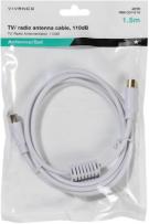 Vivanco 48705 - CAble Antena 110Db 1,5M