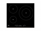 Whirlpool ACM 334/BF - Vitroceramica Induccion 3 Zonas Coccion Ancho 60 Cm