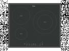 Whirlpool ACM 865/BA - Vitroceramica Induccion 3 Zonas Coccion Ancho 60 Cm