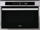 Whirlpool AMW509/IX - Horno Microondas Integrable 40 Litros Con Grill Inox