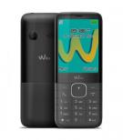 "Wiko RIFF 3 PLUS NEGRO - Telefono Movil 2,4"""