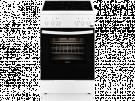 Zanussi ZCV540G1WA - Cocina Con Vitroceramica 4 Zonas Coccion Blanca