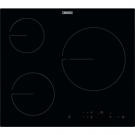 Zanussi ZHRN638K - Vitroceramica Independiente Radiantes 3 Zonas Coccion Ancho 60 Cm