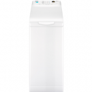 Zanussi ZWQ71265CI - Lavadora Carga Superior 7 Kg 1200 Rpm F Blanco